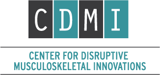 Center for Disruptive Musculoskeletal Innovations (CDMI)
